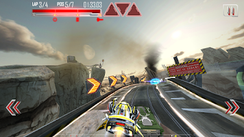 Screenshot of Repulze