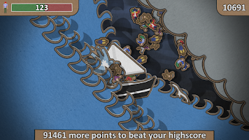 Screenshot of Ship Storm