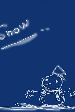 絵本 SNOW