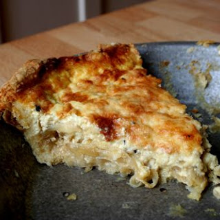 Onion Custard Pie