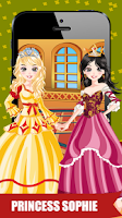 Screenshot of Gorgeous Princess Dressup