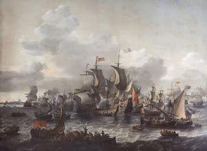 RIJKS: Jan Theunisz. Blanckerhoff, Johannes Kinnema: painting 1663