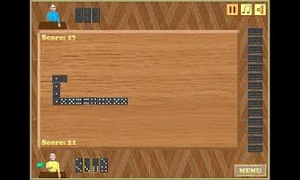 Screenshot of Dominoes Ace