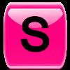 Pink Socialize for Facebook