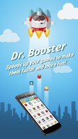 Screenshot of Dr. Booster - Speed Up Games