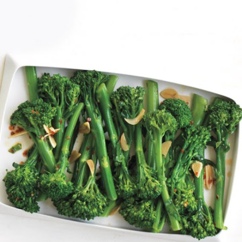 Braised Broccolini