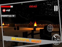 Screenshot of Lone Commando Survivor Shooter