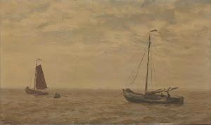RIJKS: Willem Bastiaan Tholen: painting 1910