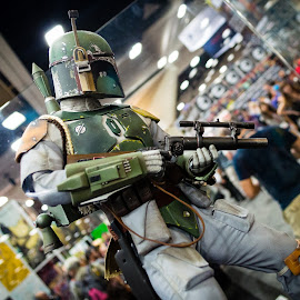 San Diego Comic Con by Rick Johnson - People Musicians & Entertainers ( #sdcc, star wars, san diego comic con )