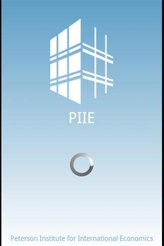 PIIE Mobile App