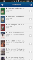 Screenshot of BookMyne 4.0