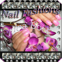Nail Fashions Idea Book Lite icon