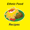 Ethnic Food Recipes icon