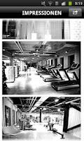 Screenshot of JONNY M. Fitness Clubs