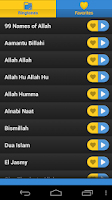 Screenshot of Islamic Ringtone & Songs Free