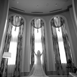 by Raul Morillo - Wedding Bride