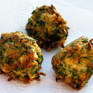 Tomato Zucchini Fritters Recipes