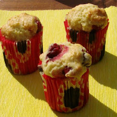 Orange-Cranberry Muffins for Diabetics