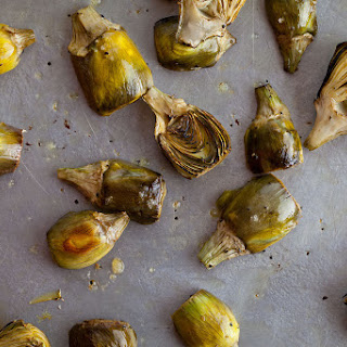Roasted Baby Artichokes Recipes