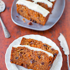 Cinnamon and Spice Sweet Potato Bread