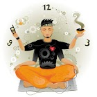 Feldenkrais Uhr Entspannung icon