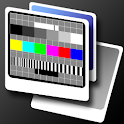 TestCard LWP simple icon