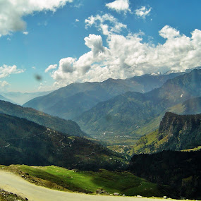 Landscape by Thakkar Mj - Landscapes Mountains & Hills ( hills, mountains, nature, india, landscape,  )