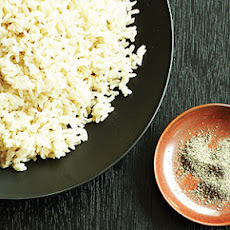 Garlic Fried Jasmine Rice