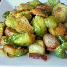 My Favorite Brussels Sprouts