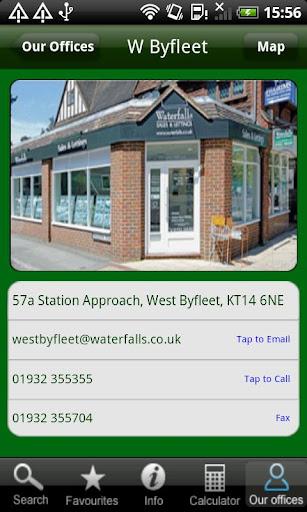 【免費生活App】Waterfalls Sales & Lettings-APP點子