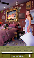 Screenshot of Hidden Object: Home Sweet Home