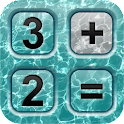 CoolCalc-Water/CarbonFiber icon
