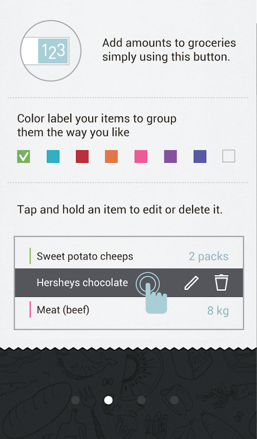 Buy Me a Pie! Grocery List Pro Screenshot 15