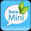 슈어엠 - 슈어미니(SureMini-문자전송어플) icon