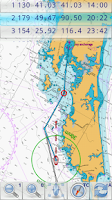 Screenshot of Marine Navigator