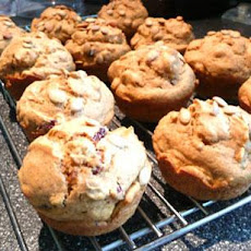 Peppy Pumpkin Muffins