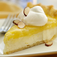 Beves' Yummy Low Fat Lemon Dessert