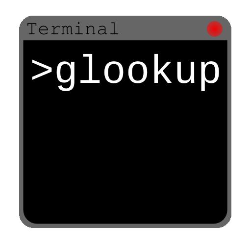 Glookup Frontend LOGO-APP點子