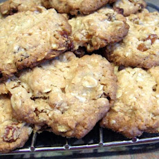Old Fashioned Coconut Oatmeal Cookies