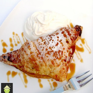 Easy Apple Spiced Turnovers