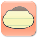 Cloud Notes+ - Simple Notepad icon