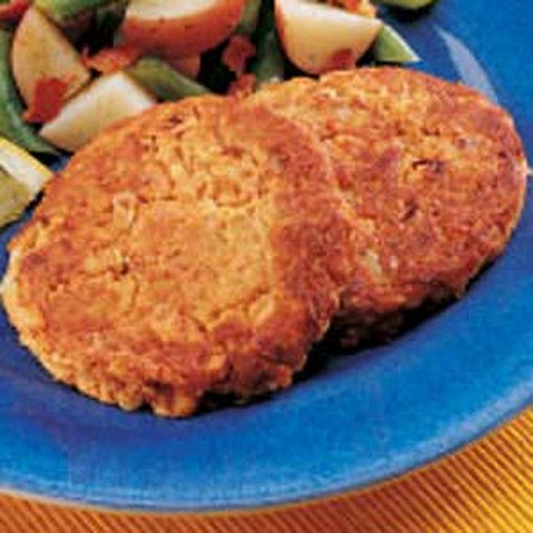 Speedy Salmon Patties