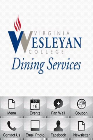 Virginia Wesleyan Dining Servi