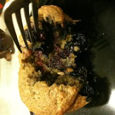 Blueberry Pumpkin Muffins