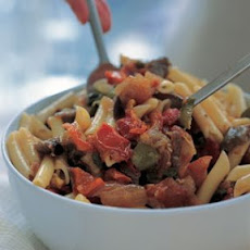 Penne with Ratatouille