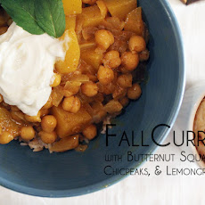 Fall Curry