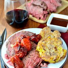 Easiest 1-Hour Roast Beef