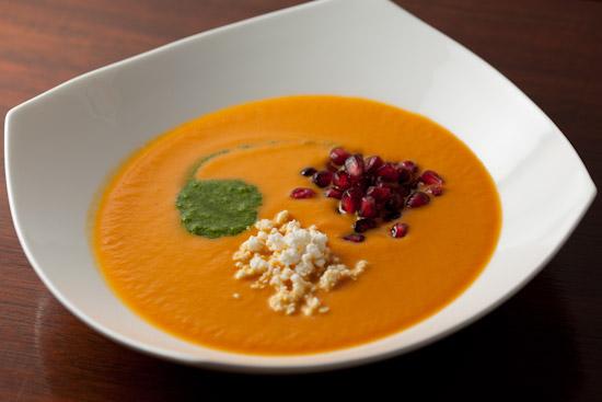 Spicy Pumpkin Soup Recipe | Yummly