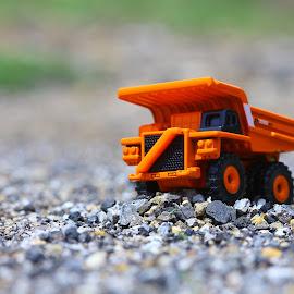 Mining monster by Anggi Gunawan - Artistic Objects Toys
