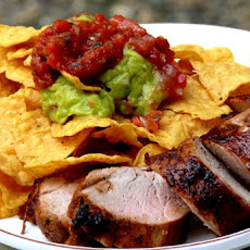 Chili-Lime Pork Tenderloin